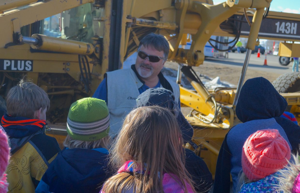 Grand County Road and Bridge Superintendent Chis Baer talks about snow plowing and the equipment the county utilizes to keep the byways of Middle Park clear during winter months.