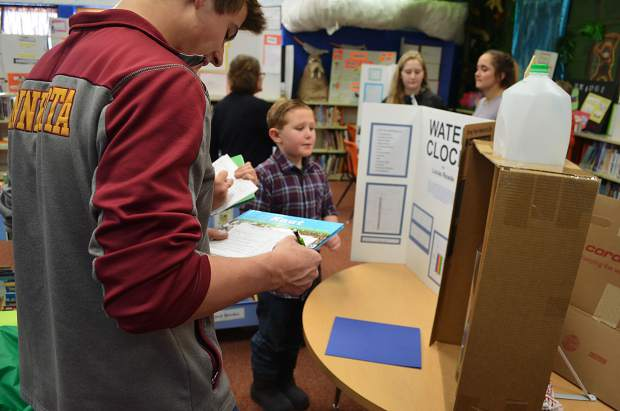 Scientists of the future show off their skills at Granby