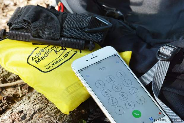 Overreliance on cell phones creating emergency situations in