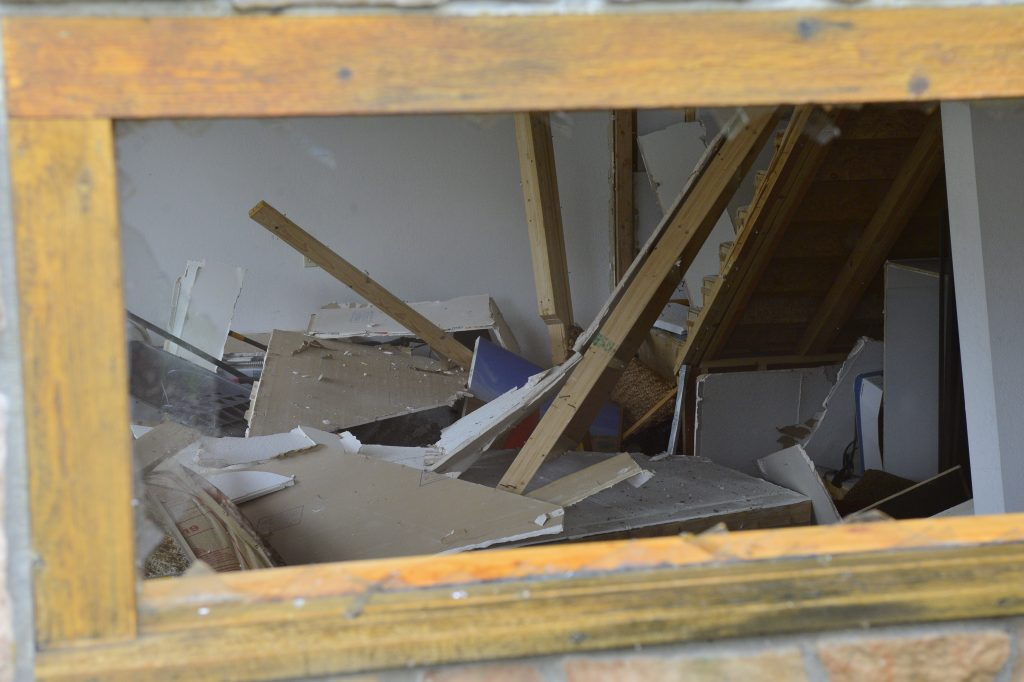 Authorities are still trying to determine what caused a Sunday morning explosion at a house in Grand Lake.